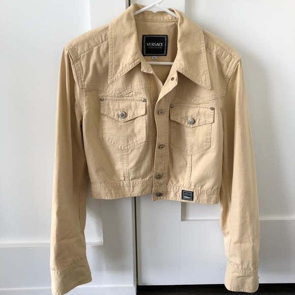 4ab90f7735d Versace Jeans Couture Vintage Jean Jacket. M_5a72133d331627546c77a615.  Other Jackets & Coats ...